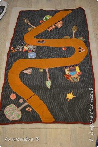 Творение моей мамы для будующих игр внука. фото 1