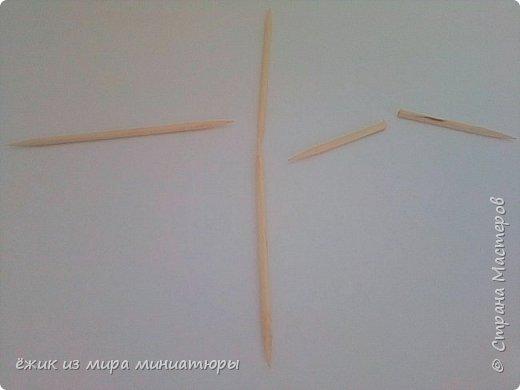 Здравствуй СМ. Хотела показать, как делаю карандаши для кукол. фото 3