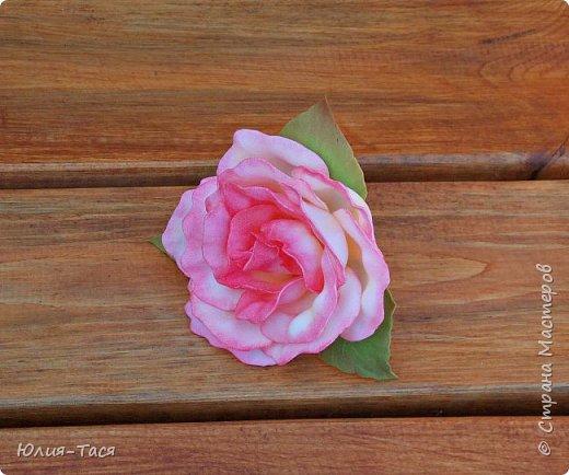 Учусь делать розы из зефирки фото 1