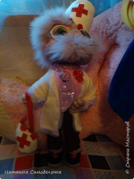 Всем привет,подруга приболела и вот такой профессор ей сделался)))))что бы больше не болела. фото 5