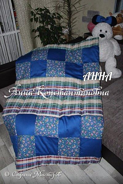 Одеяло для племяшек...  фото 1