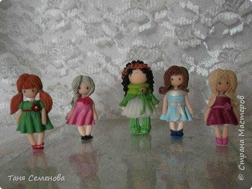Девочки-брошки фото 1