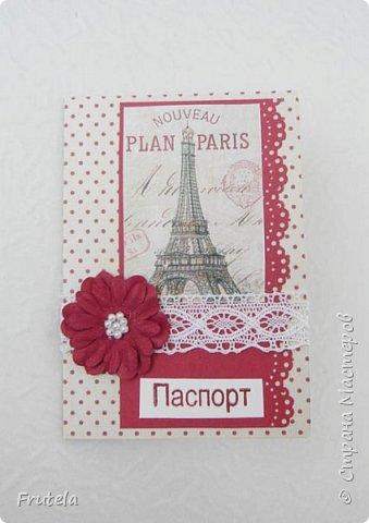 Обложки на паспорт. фото 4