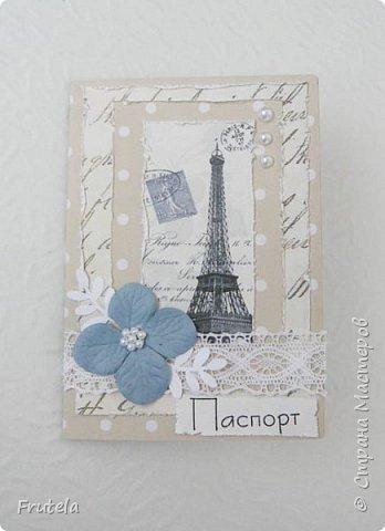 Обложки на паспорт. фото 3