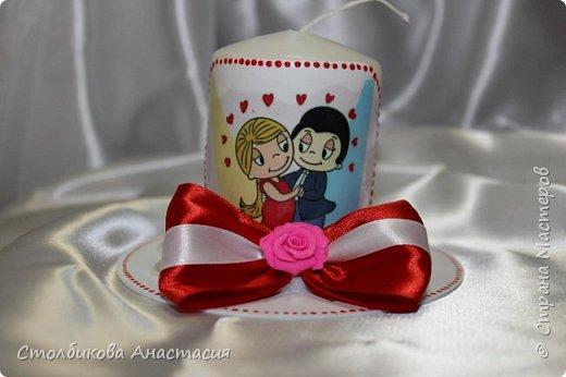 Разрешите похвастаться набором для тематической свадьбы. фото 4