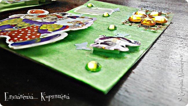 Привеет!!!Моя новая серия АТС карточек вдохновения очень много поэтому каждый день выкладываю новую серию)))) фото 6
