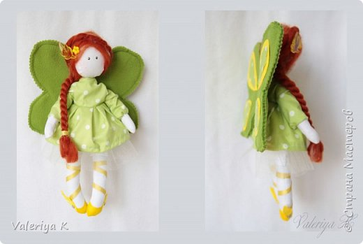 Куколка тыквоголовка фото 2