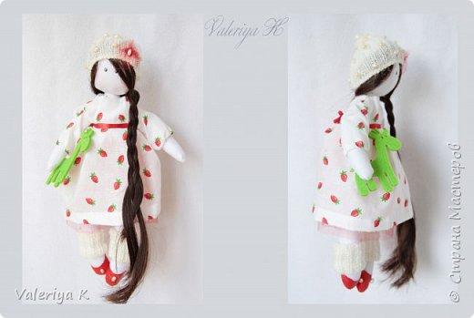 Куколка тыквоголовка фото 3