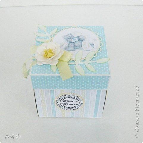 Коробочка для денежного подарка. фото 2