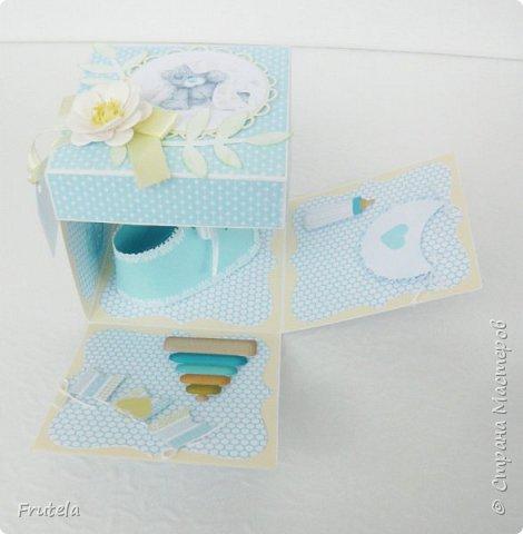 Коробочка для денежного подарка. фото 5