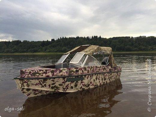 Лодка прогресс дело рук моего супруга фото 1