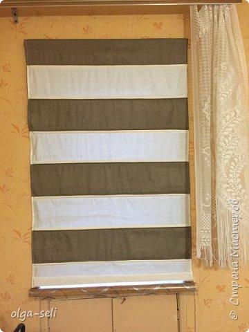 Римская штора фото 1