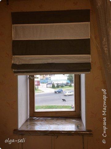 Римская штора фото 2