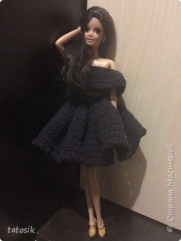 Платье для Barbie своими руками фото 2