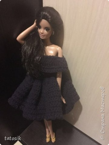 Платье для Barbie своими руками фото 5