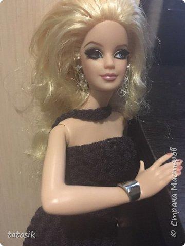 Платье для Barbie своими руками фото 11