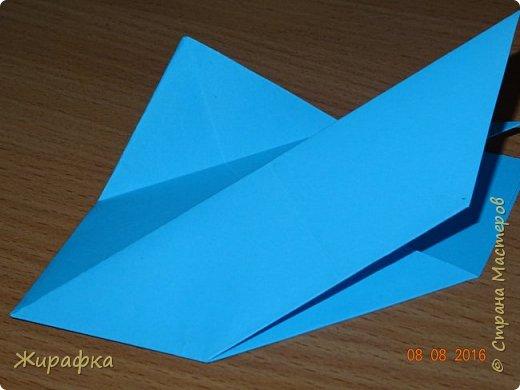 Вот такого голубя я предлагаю сделать вам вместе с детьми. фото 11