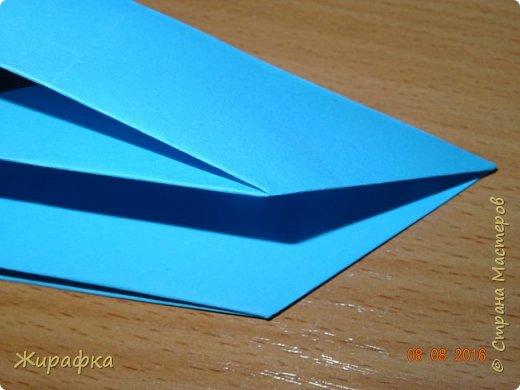 Вот такого голубя я предлагаю сделать вам вместе с детьми. фото 15
