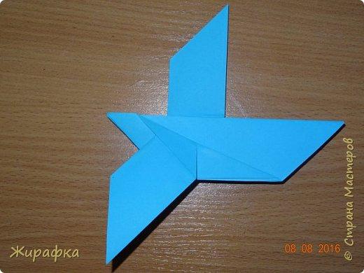 Вот такого голубя я предлагаю сделать вам вместе с детьми. фото 20