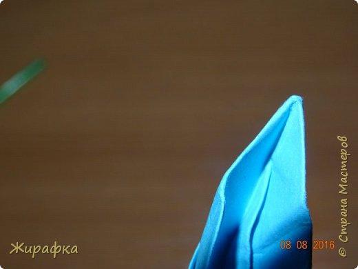 Вот такого голубя я предлагаю сделать вам вместе с детьми. фото 29
