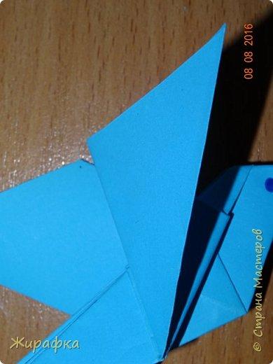 Вот такого голубя я предлагаю сделать вам вместе с детьми. фото 32