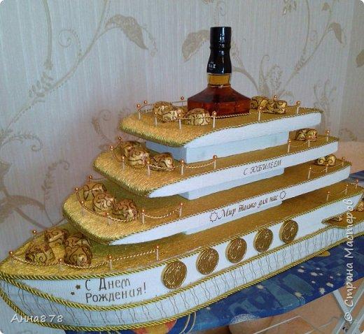 Еще одна Яхта на юбилей фото 4
