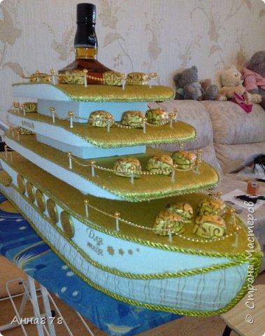 Еще одна Яхта на юбилей фото 5
