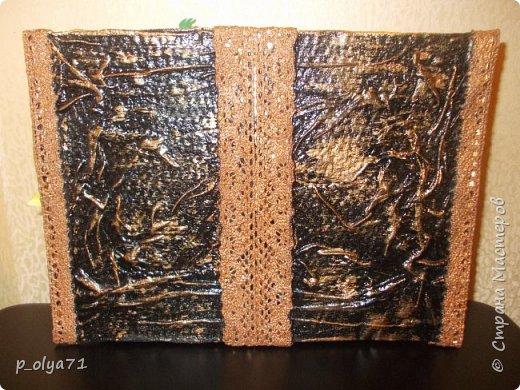 Здравствуйте!!! ОЧЕНЬ рада,что заходите ко мне! В августе-сентябре у нас начинаются Дни Рождения) Потихоньку готовлю подарки)) Сегодня покажу открыточки - книги,мне очень понравилось делать и смотрятся они оригинально) фото 11