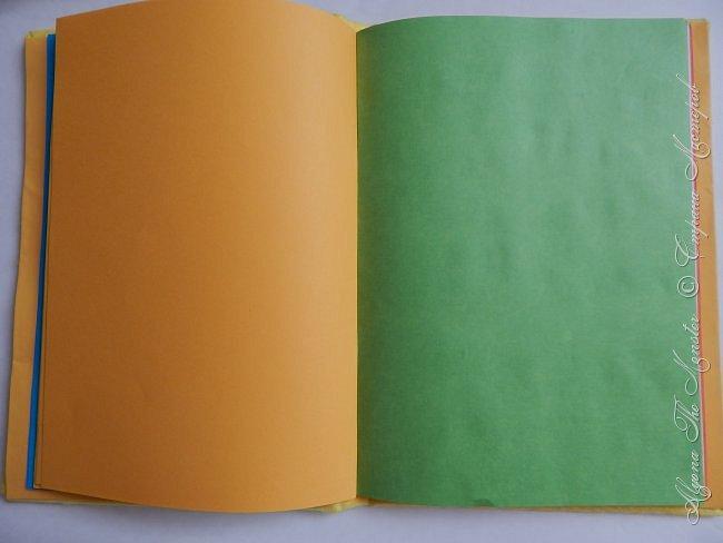 Приветствую всех жителей Страны Мастеров! Представляю Вашему вниманию блокнот с покемоном Пикачу, сделанный своими руками. Внутри блокнота разноцветные страницы, а обложка сделана из фетра. фото 5