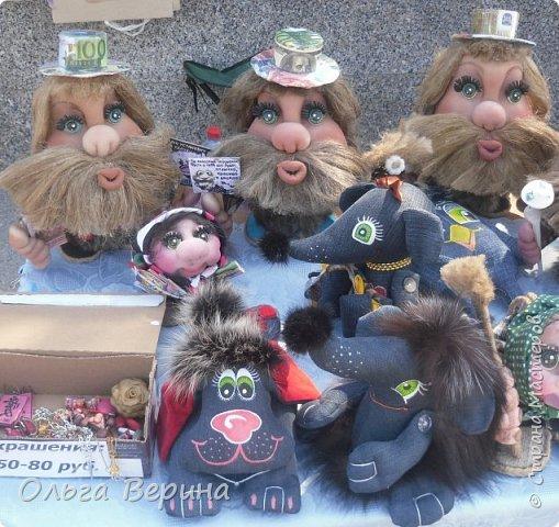 Домовятки в модных шляпках фото 17