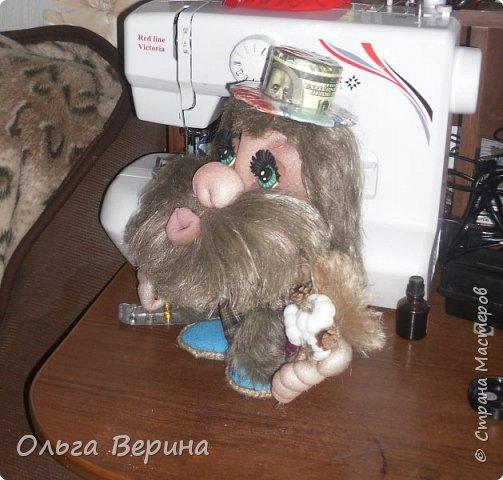 Домовятки в модных шляпках фото 3