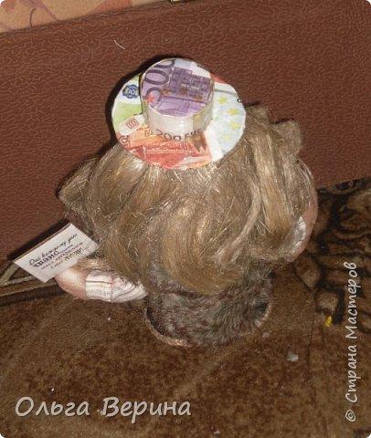 Домовятки в модных шляпках фото 8