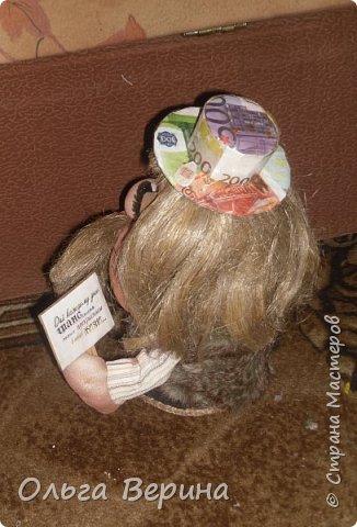 Домовятки в модных шляпках фото 10