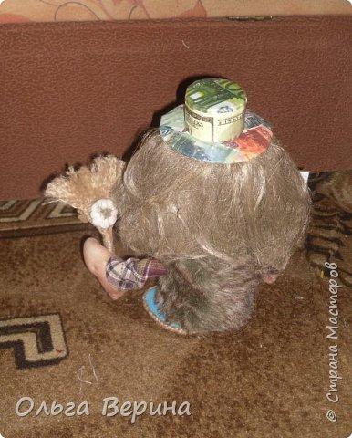 Домовятки в модных шляпках фото 6
