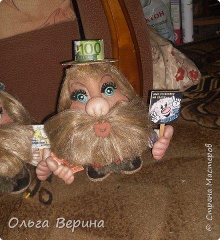 Домовятки в модных шляпках фото 12
