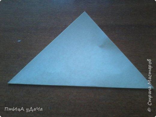 Я очень люблю придумывать оригами! Сегодня я расскажу вам как сделать вот такого пингвинёнка. фото 2