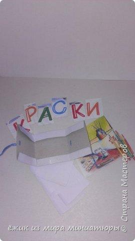 Как вы знаете куклы ездили в магазин и купили кое что для школы. фото 5