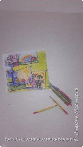 Как вы знаете куклы ездили в магазин и купили кое что для школы. фото 6