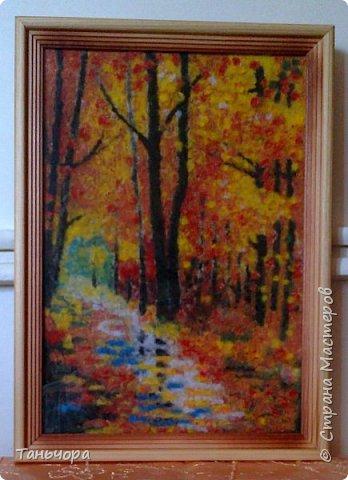 Осенние пейзажи - это невероятной красоты картины художника Леонида Афремова. фото 2