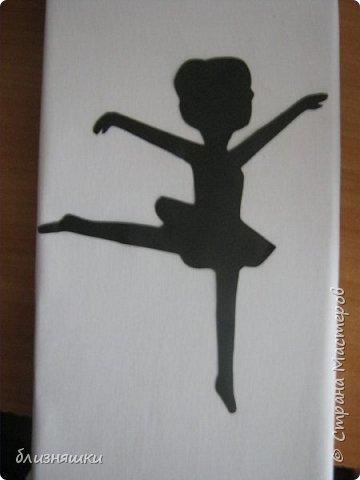 """Всем привет! Мы уже давно не были в  Стране Мастеров. Сегодня мы решили представить вам мастер - класс вот таких вот панно """"Балерина"""". Делаются они довольно просто , имея при себе все необходимые материалы. фото 12"""
