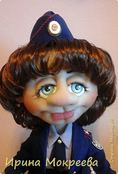 Здравствуйте жители страны мастеров,выношу на ваш суд свою новую куклу. фото 2