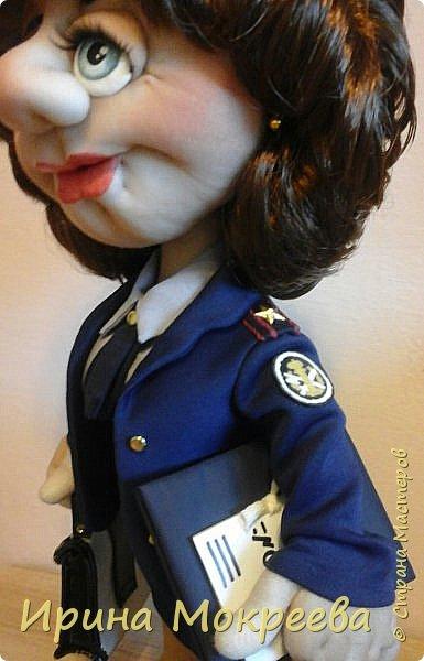 Здравствуйте жители страны мастеров,выношу на ваш суд свою новую куклу. фото 3