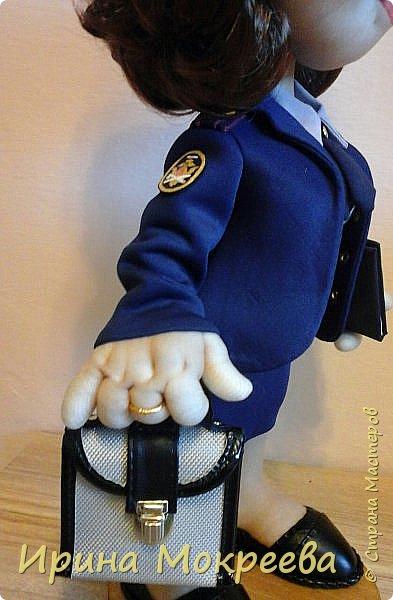 Здравствуйте жители страны мастеров,выношу на ваш суд свою новую куклу. фото 4