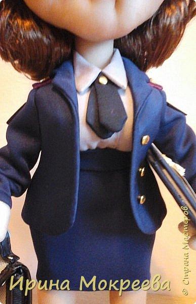 Здравствуйте жители страны мастеров,выношу на ваш суд свою новую куклу. фото 5