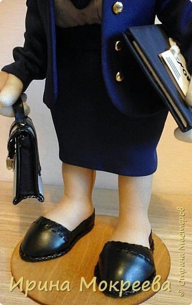 Здравствуйте жители страны мастеров,выношу на ваш суд свою новую куклу. фото 6
