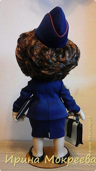 Здравствуйте жители страны мастеров,выношу на ваш суд свою новую куклу. фото 7