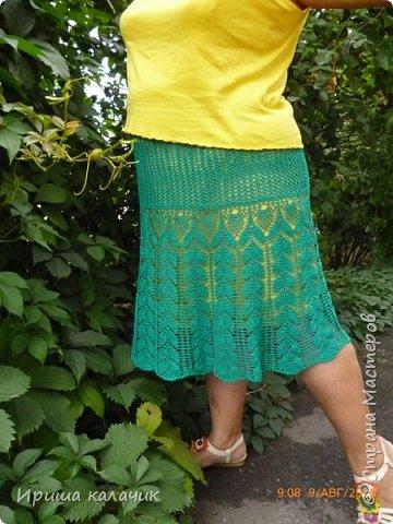 и опять здравствуйте! теперь моя обновка. юбка многофункциональная! заинтриговала? смотрим! фото 3