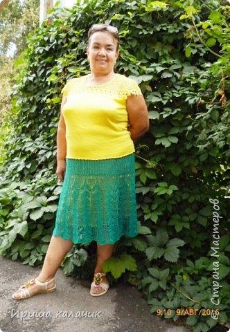 и опять здравствуйте! теперь моя обновка. юбка многофункциональная! заинтриговала? смотрим! фото 1