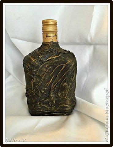Приветствую всех Мастеров и Мастериц - жителей Страны. Сегодня я с новыми бутылочками. Наконец то и я сделала денежную бутылочку. Это подарок другу. фото 2