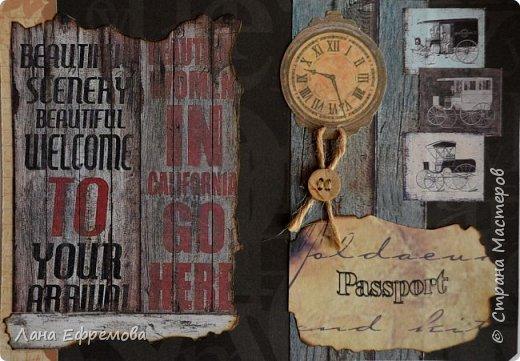 Обложки на паспорт. Открытки. фото 9